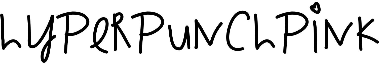 HyperPunchPink