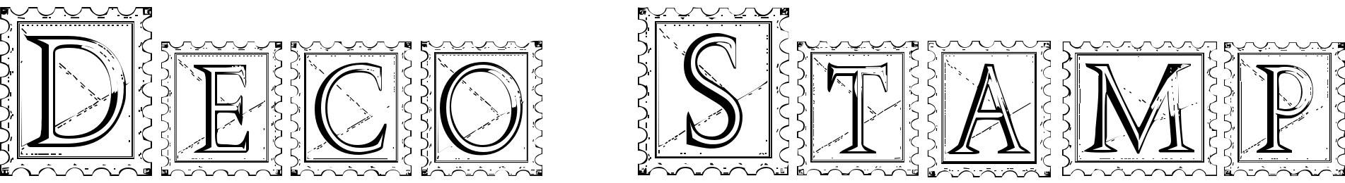Deco Stamp