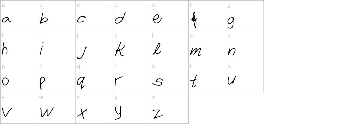 imsogay lowercase
