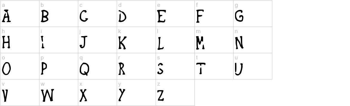 Indernik_Charcoal lowercase