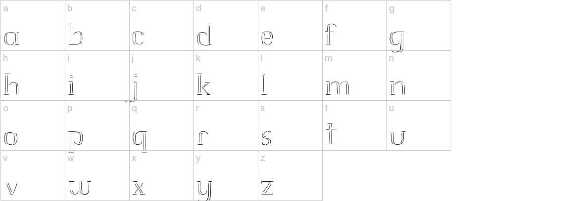 JD Raw Script lowercase