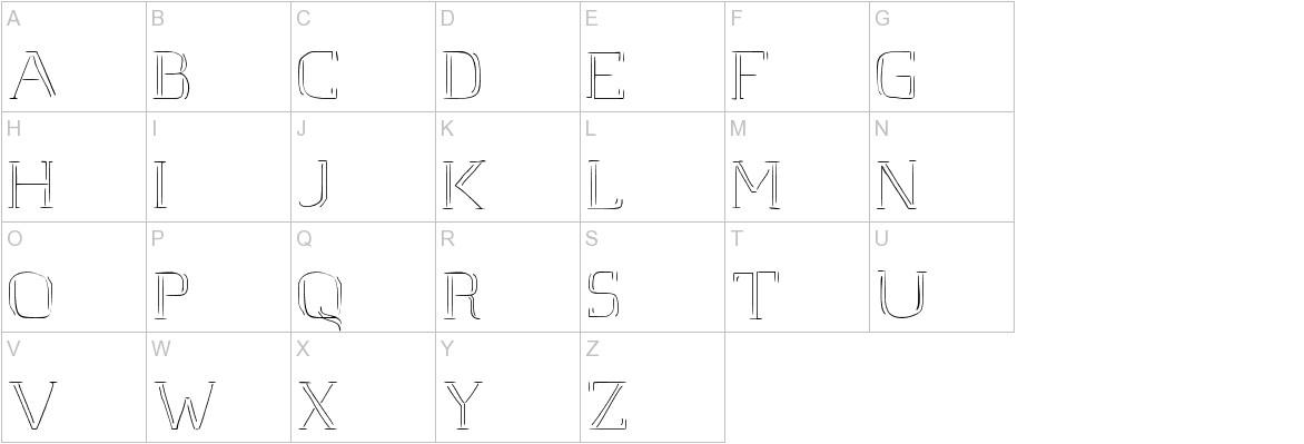 JD Raw Script uppercase