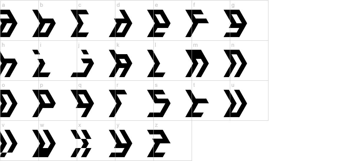 JI Amalgam - lowercase