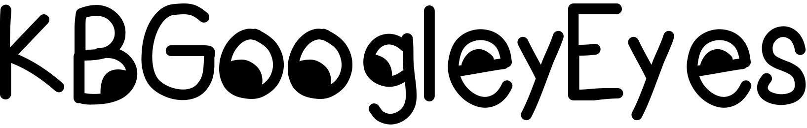 KBGoogleyEyes