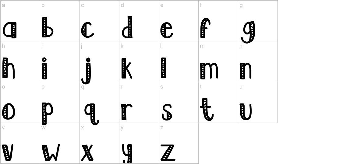 KBLimeLight lowercase