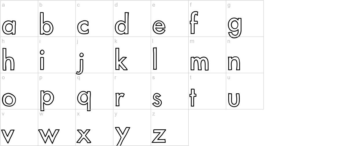 KBOutOfTowner lowercase