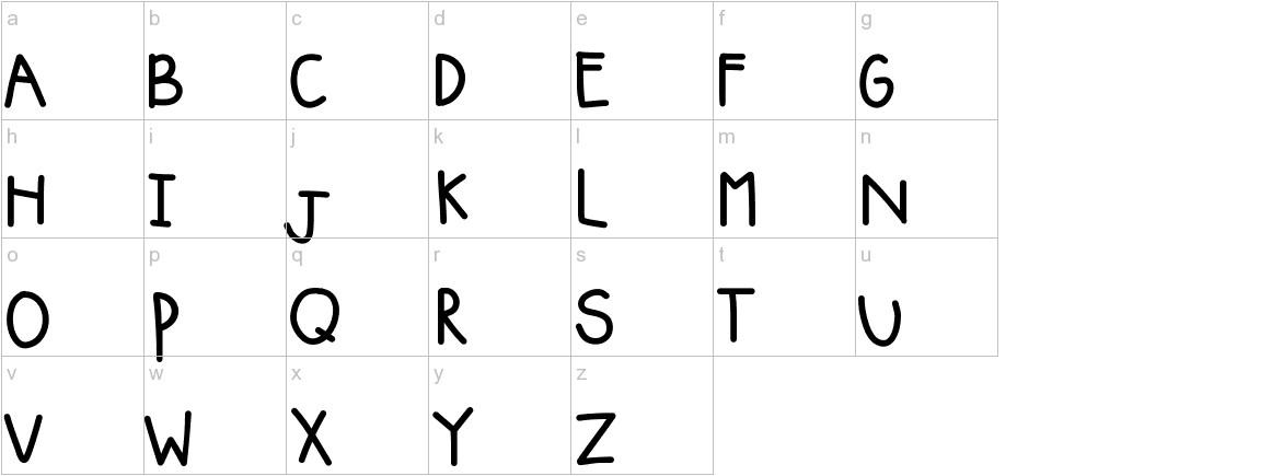 KBSquishyBlanket lowercase