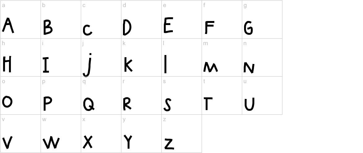 KBUpinSmoke lowercase