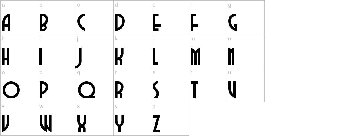 DubbaDubbaA lowercase