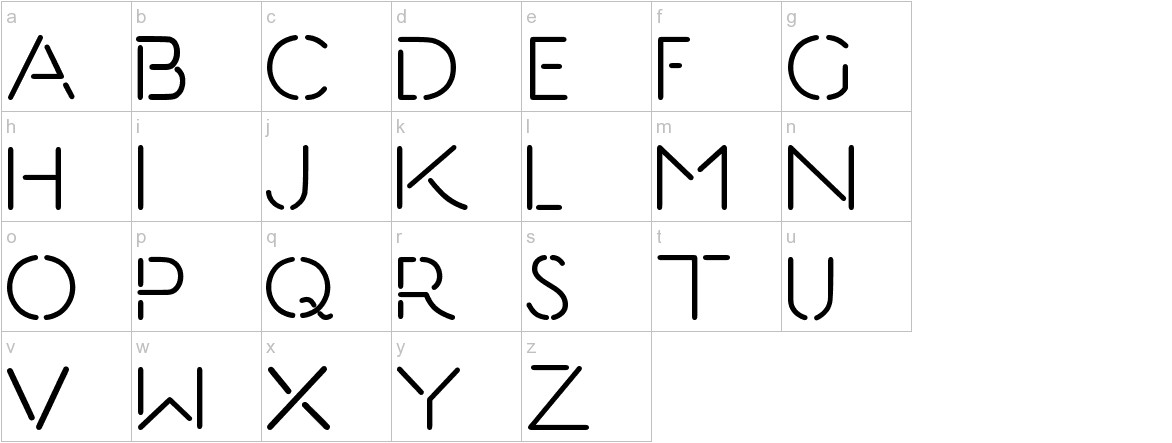 Kiss & Tell Font By Aldo Dattoli lowercase