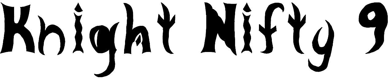 Knight Nifty 9
