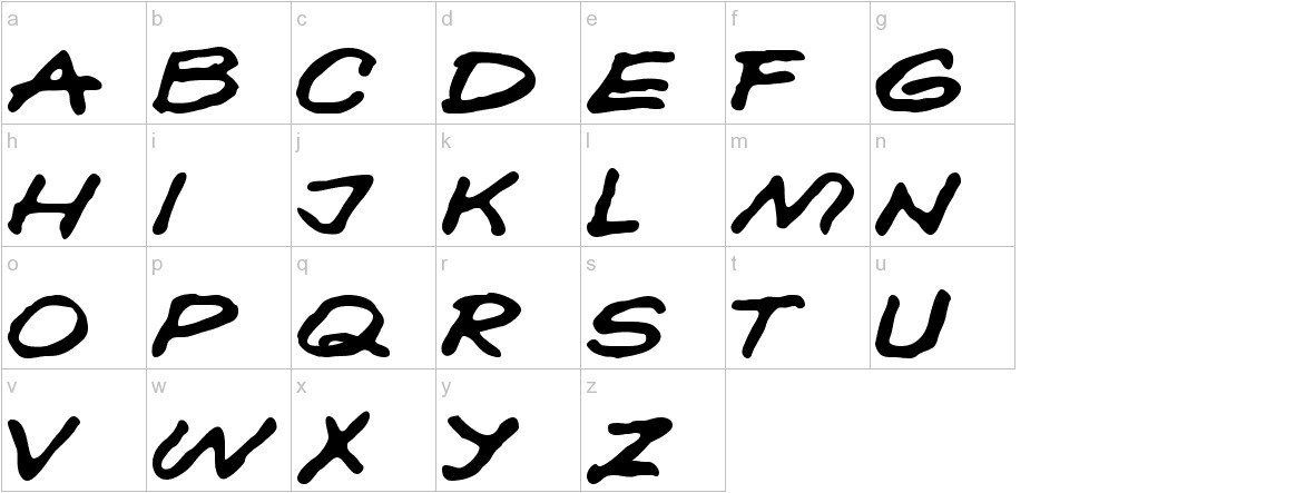 Kokan lowercase