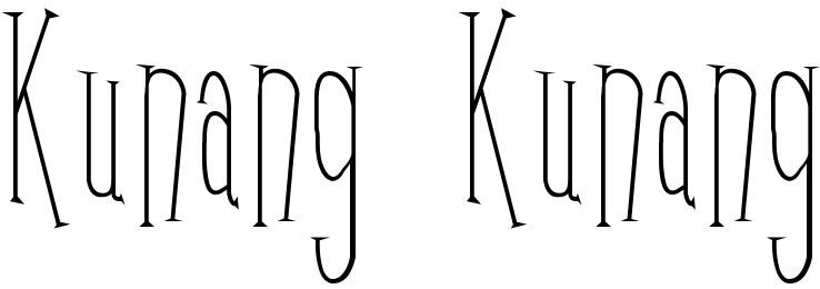 Kunang Kunang