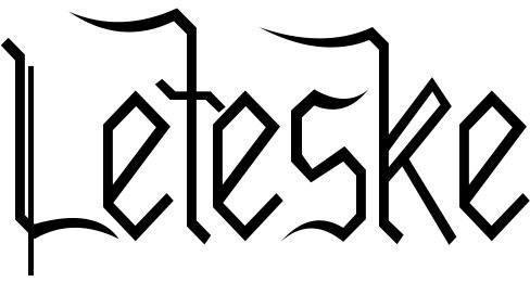 Leteske