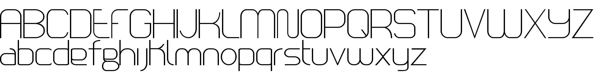 Loomis Sans Serif