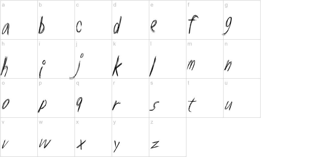 LowerScratch lowercase