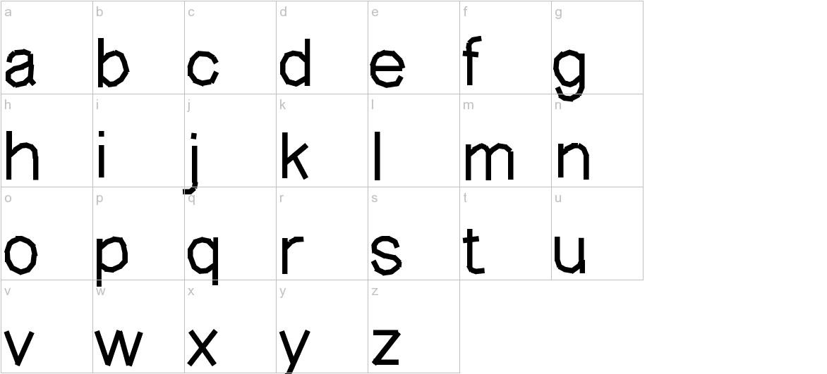 MaskingType lowercase