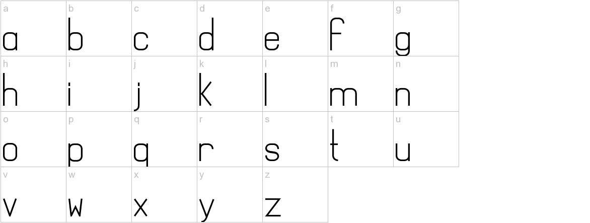 Mathematical Bold lowercase