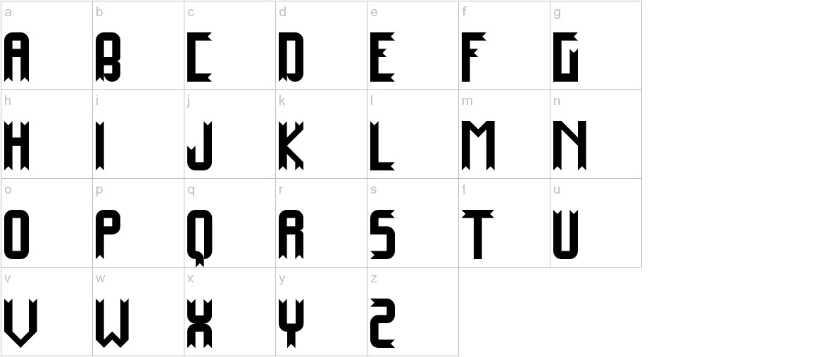 Mayangsari lowercase
