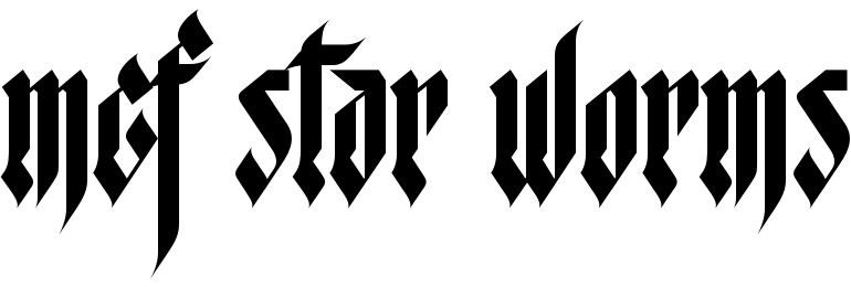 MCF Star Worms
