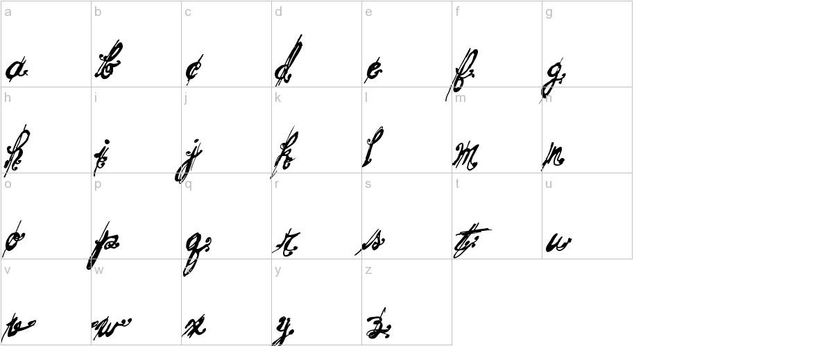 Mitsoukos lowercase