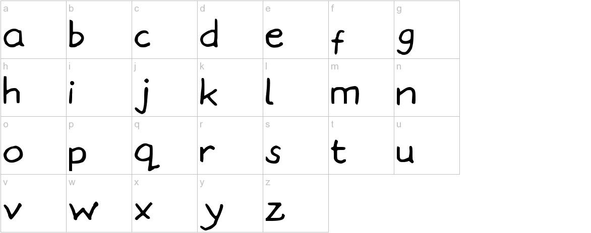 MomsHand lowercase