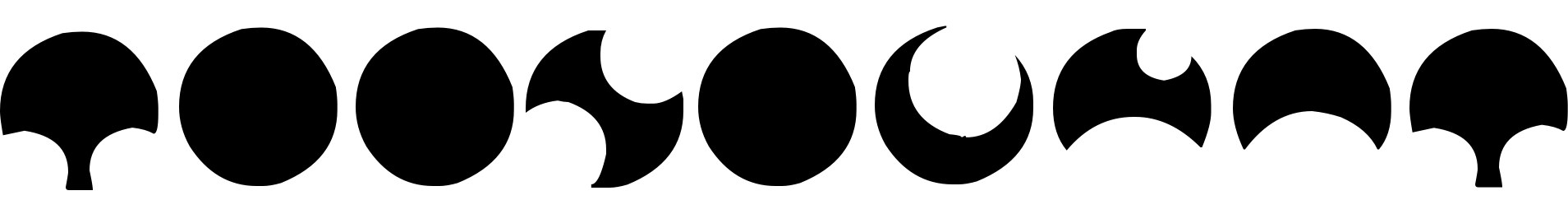 Moonogram