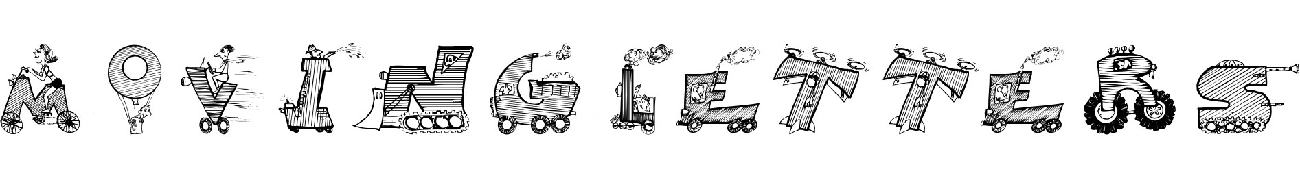 MovingLetters