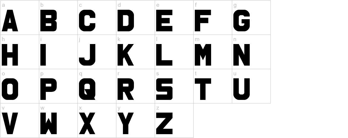 MSU1 lowercase