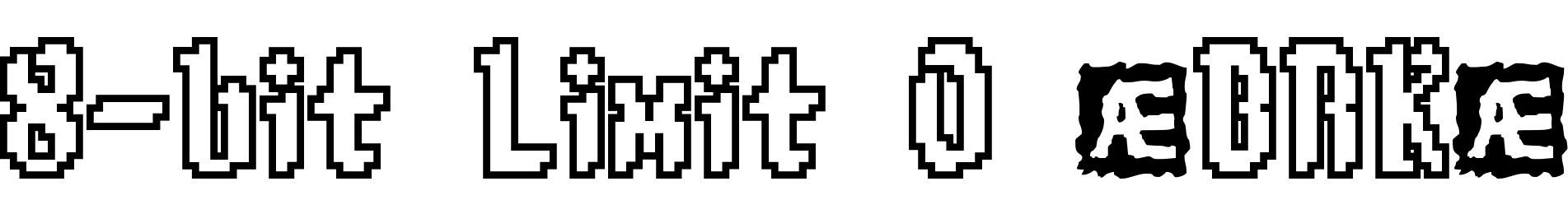 8-bit Limit O (BRK)