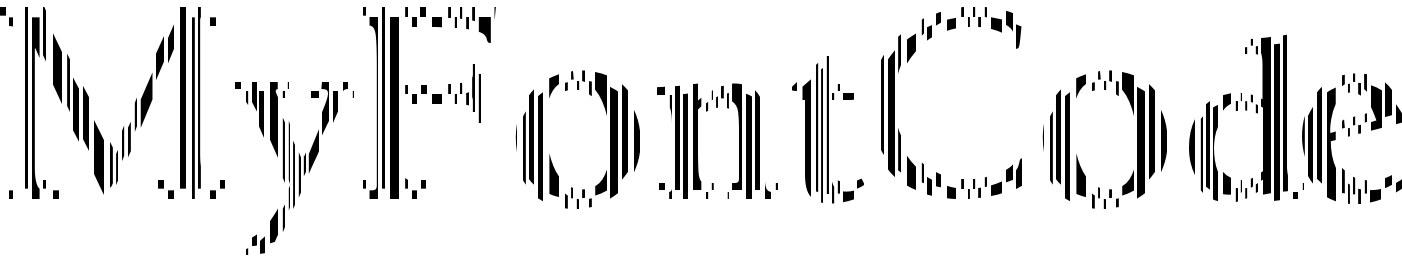 MyFontCode