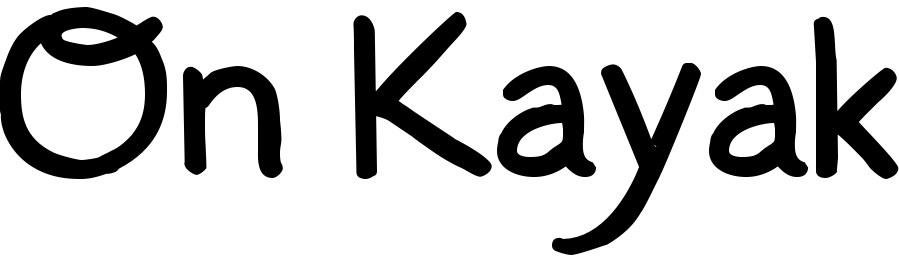 On Kayak