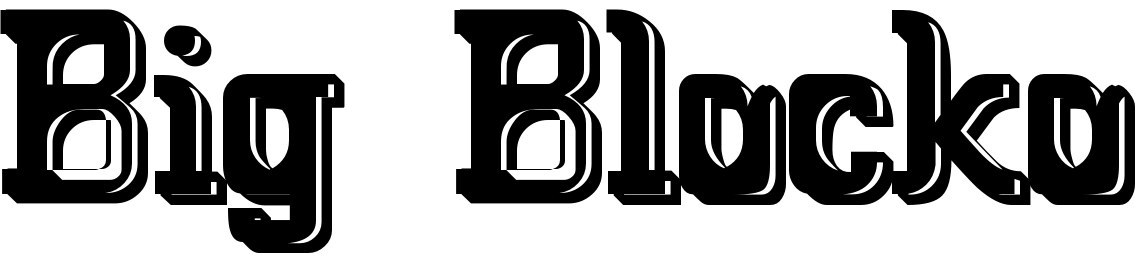 Big Blocko
