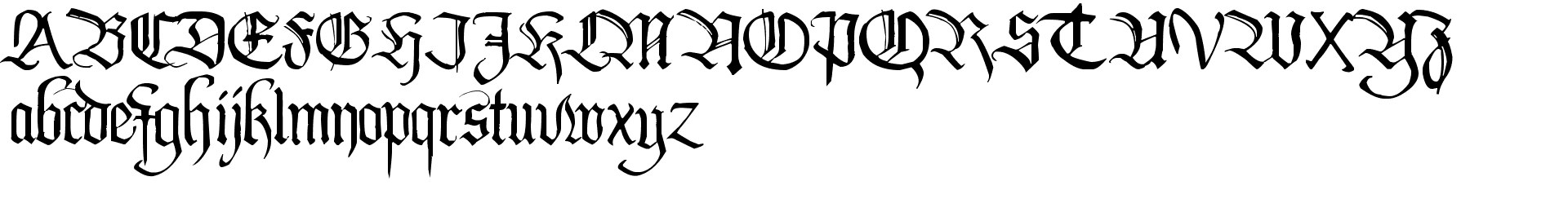 PentaGram's Callygraphy