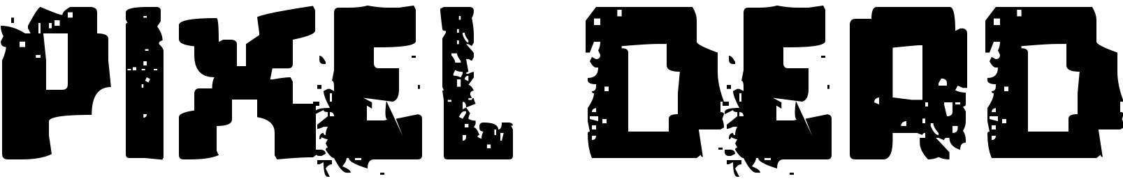 pixel dead