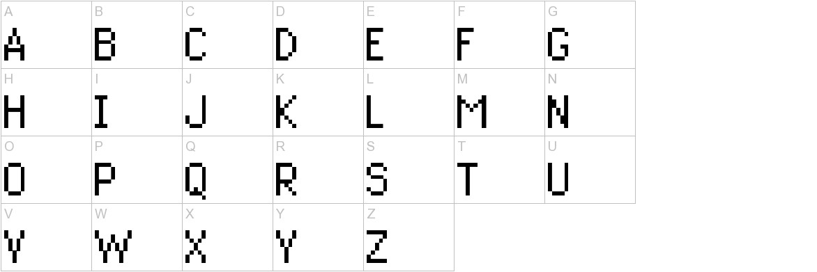 PKMN Mystery Dungeon uppercase