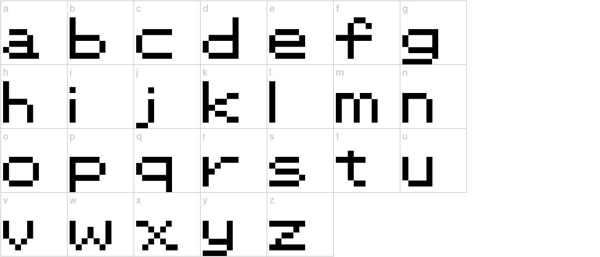 PKMN RBYGSC lowercase