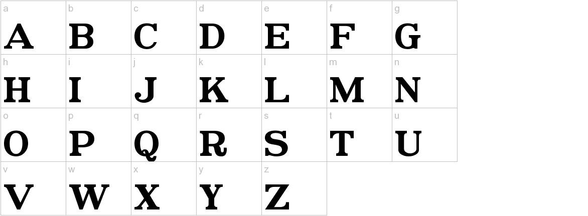 Postamt lowercase