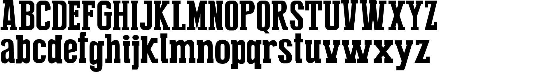 Press Serif Cool