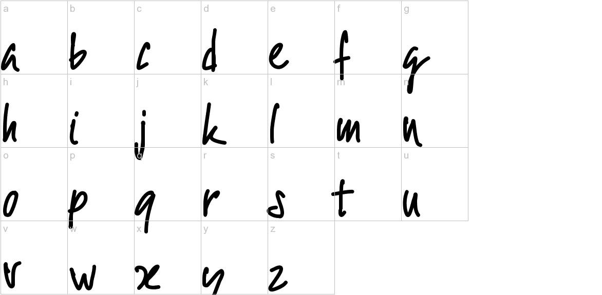 PWScript09 lowercase