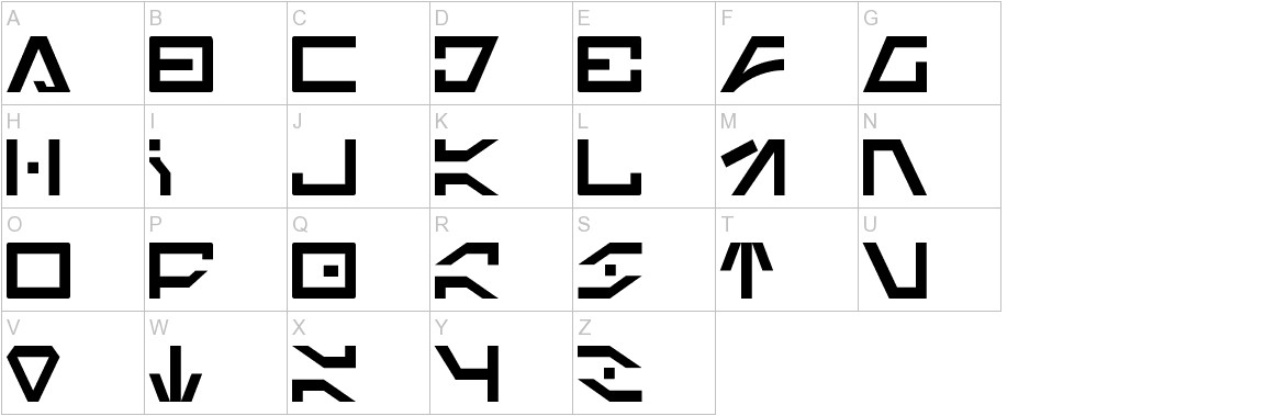 Imperial Code uppercase