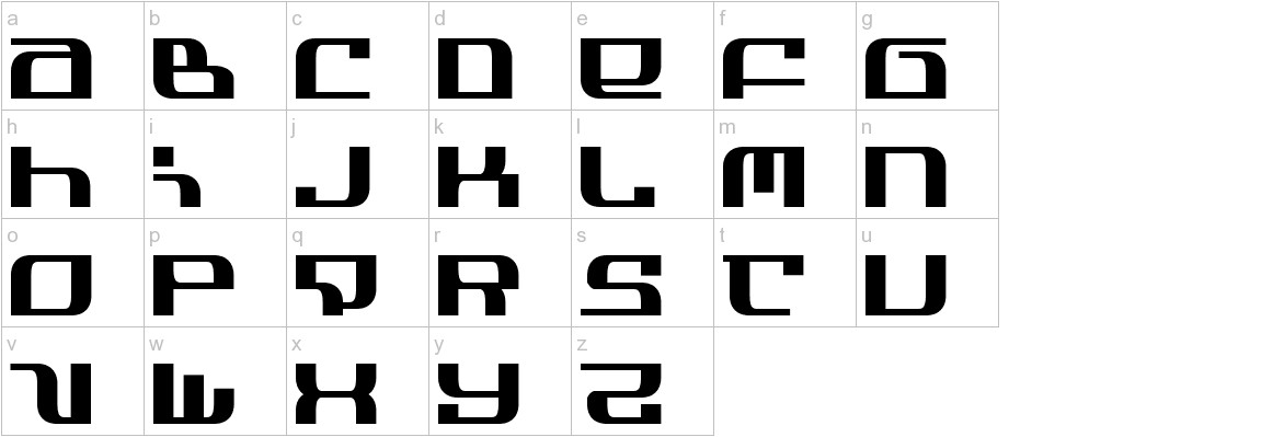 Infinity Formula lowercase
