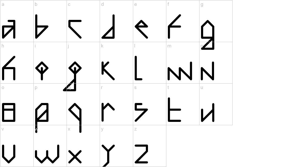 Recombinante lowercase