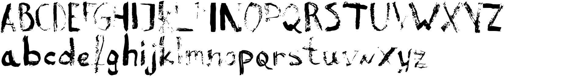 Reeld Typeface