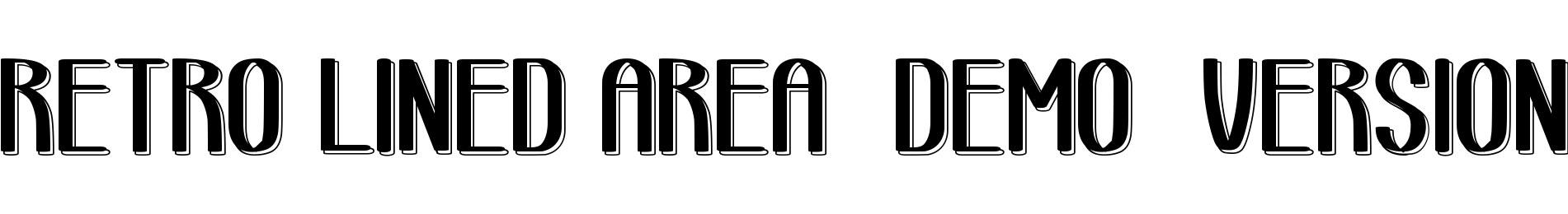 retro lined area_demo-version