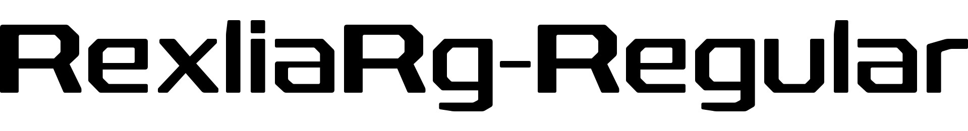 RexliaRg-Regular