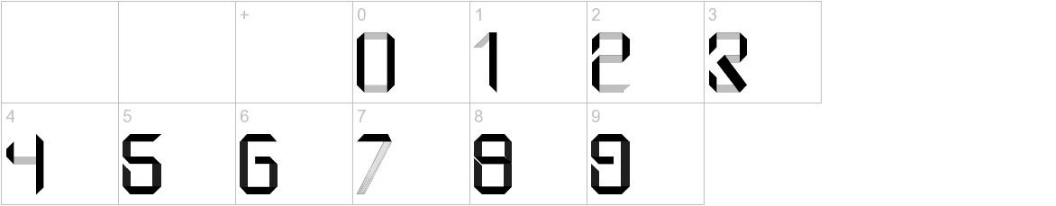 Rodriguez_Geometric Paper characters