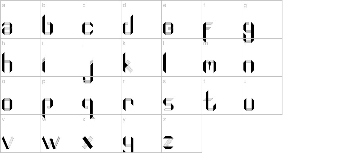 Rodriguez_Geometric Paper lowercase