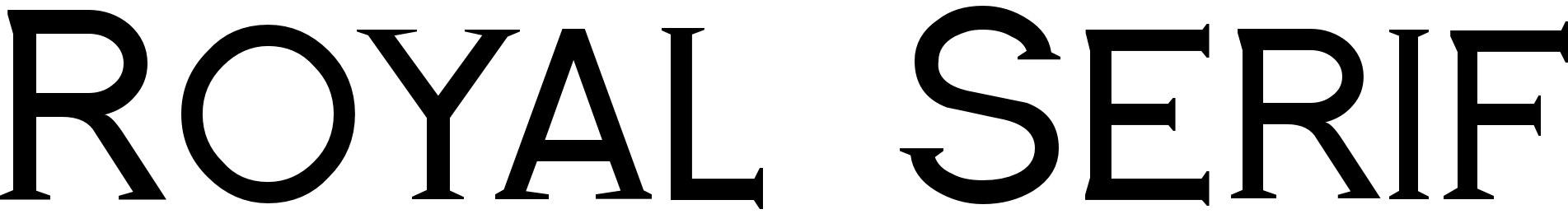 Royal Serif