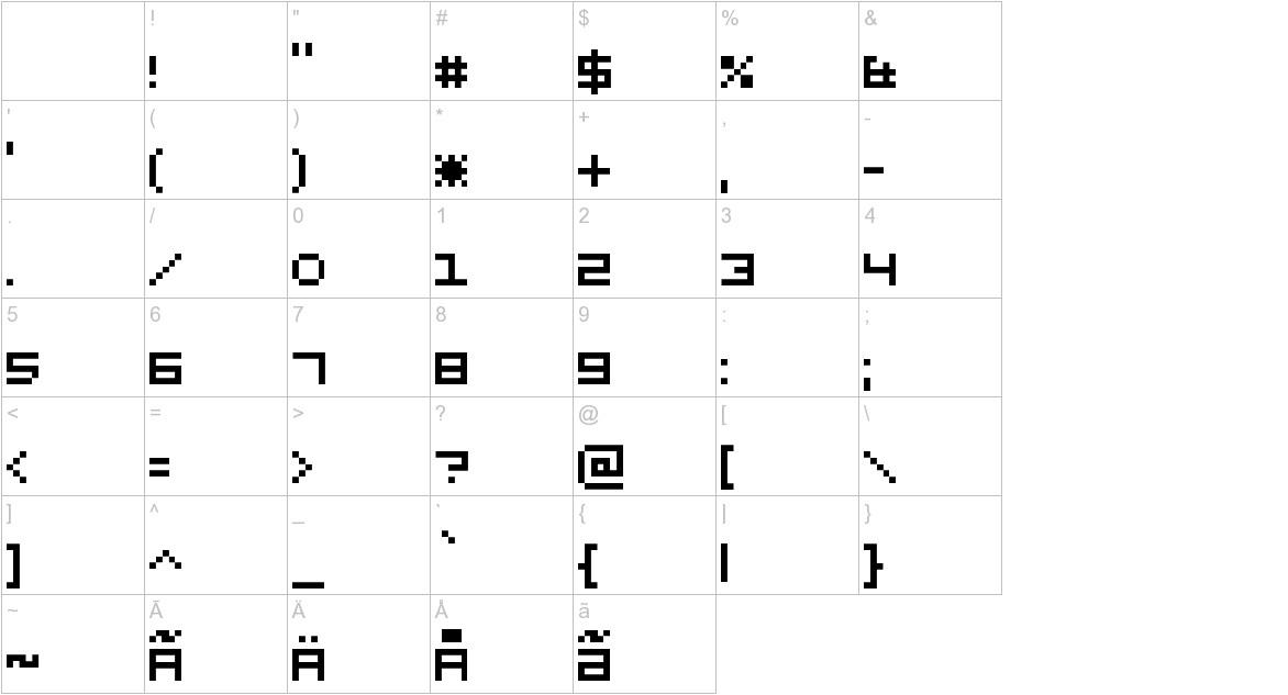 SadMachine characters